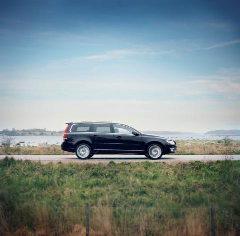 Sommarvärme för Volvos bilförsäljning
