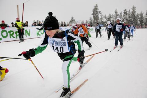 Lilla Sportspegeln på UngdomsVasan på söndag