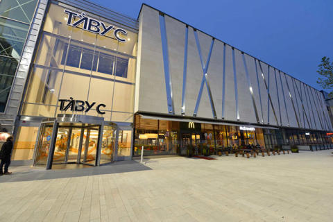 Sweden has the Best Nordic Shopping Center 2015