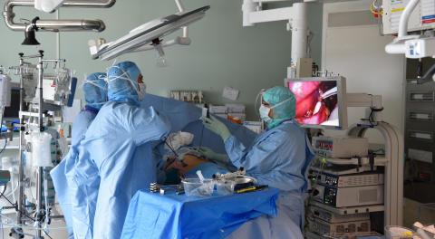 Njurtransplantation på Akademiska sjukhuset