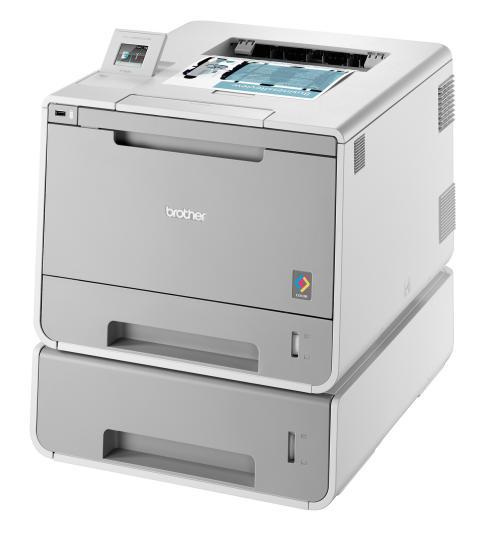 Uudet erittäin nopeat Brother värilasertulostimet alhaisin käyttökustannuksin