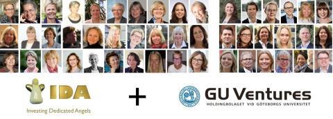 IDA-änglarna och GU Ventures ingår samarbete