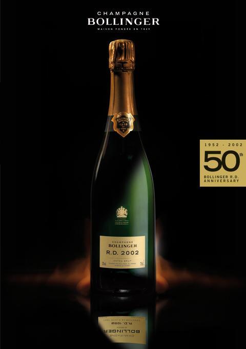 50-årsjubileum för Bollinger RD, 1952-2002!