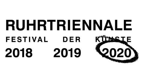 Save the Date: Programme release – Ruhrtriennale 2020