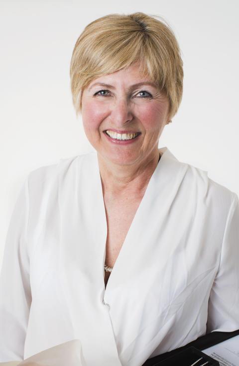 Birgitta Granström är Årets Bröstvän 2014