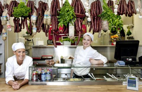 Gourmetkorv i Göteborg - Arla Guldko 2013