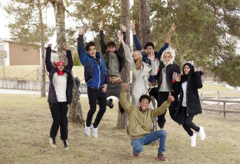 Magisk gräns uppnådd - en miljon av Sveriges elever har tillgång till våra inlästa läromedel