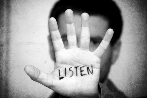 Why do we not listen?