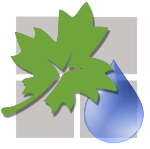 Logotypen för Klimatsäkrade systemlösningar för urbana ytor.