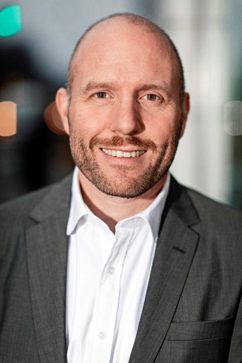 Billede af Akademikernes formand, Lars Qvistgaard, kan frit benyttes.