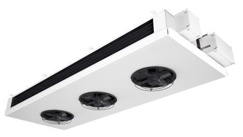 IDH - Høyeffektiv varmepumpe for tøft innemiljø