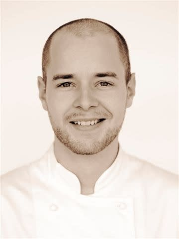Johan Florén, Executive Chef, Clarion Hotel Stockholm
