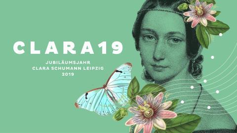 CLARA19 – Ein ganzes Jahr für Clara Schumann zum 200. Geburtstag