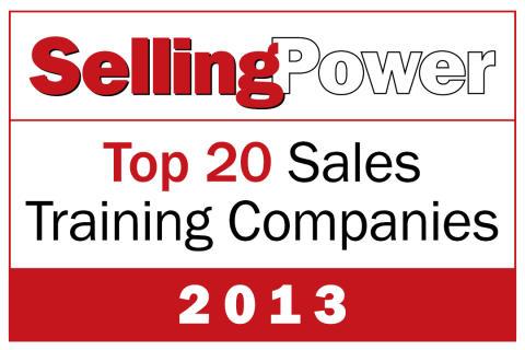 Selling Power features Mercuri International on Top 20 Sales Training Companies List 2013