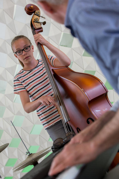 Kids In Jazz 13082017 Oslo Jazzfestival