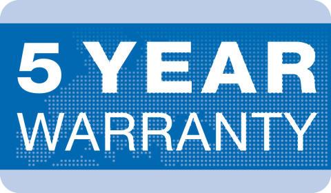 Nu indfører Tamron 5 års garanti!