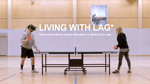 Living with lag