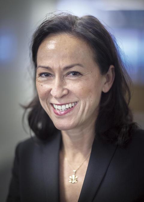 Katarina Klingspor, förbundsordförande Srf konsulterna