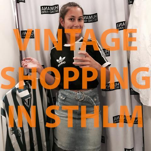 Vintage i Stockholm