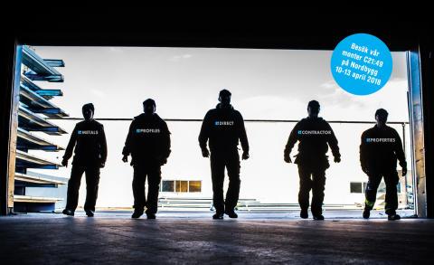 Tillväxtföretag från Malmö tar byggmatchen på allvar