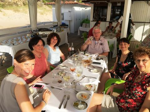 Schmetterling TOP-Partner-Treffen Andalusien 2016
