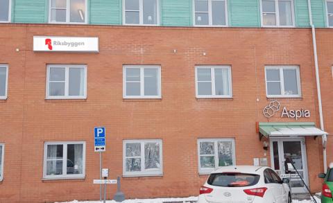 Pressinbjudan: Invigning av Riksbyggens nya kontor i Ludvika