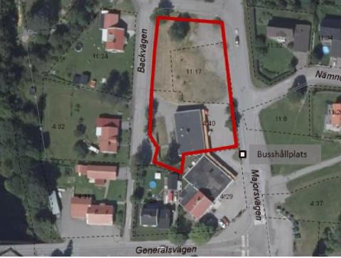 Förtätning i Sävar