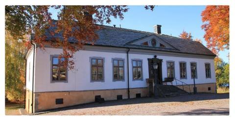Pressinbjudan: Rosenlunds herrgård öppnar efter restaurering