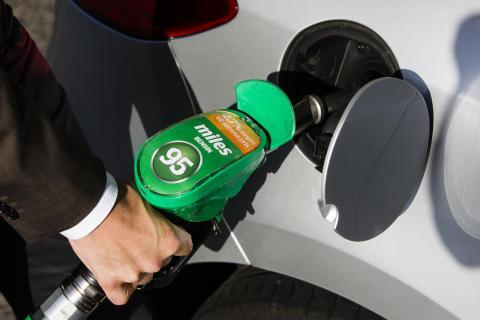 Stort test med effektivare drivmedel: Trafikskola körde 2,4 procent längre med Statoils miles