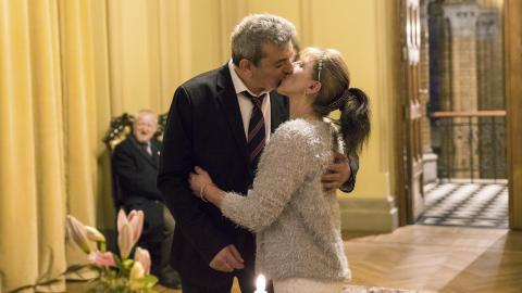 De fick varandra i Rådhuset - nästan 500 par gifter sig borgerligt i Helsingborg varje år