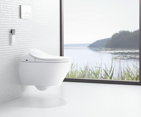 5 skäl att välja en duschtoalett