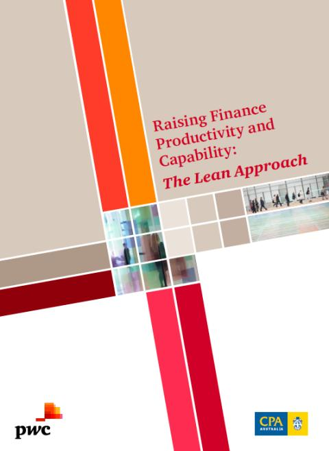 The Lean approach for a more productive Finance function