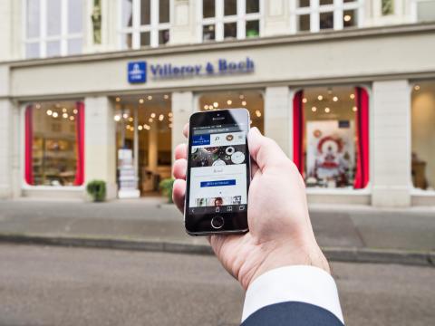 Mit Click, Collect & Co. komfortabel (online) einkaufen - Villeroy & Boch verbessert digitalen Service für Kunden