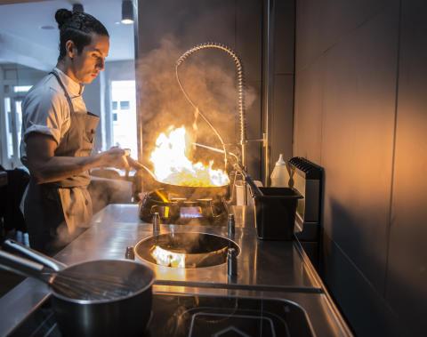 Venezuelanska smaker när restaurang Taller gästar Matbaren