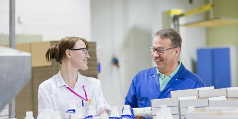KiiltoClean Oy hakee tuotantopäällikköä Turun tehtaalle