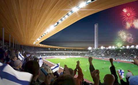 FI Olympic Stadium game