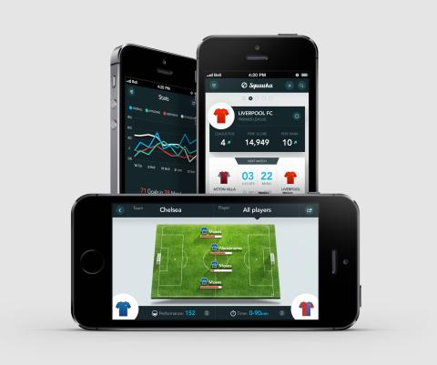 Monterosa creates Squawka Mobile App - the world's most in-depth football experience