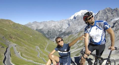 Sommer - Mountainbikewochen mit 315 Sonnentagen