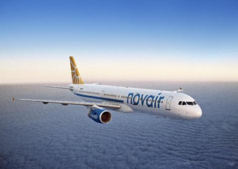 Novair först med att genomföra satellitbaserade inflygningar i Grekland