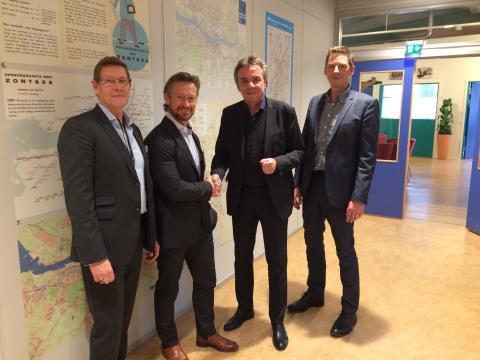 Sigma vinner IT-avtal med  Göteborgs Spårvägar