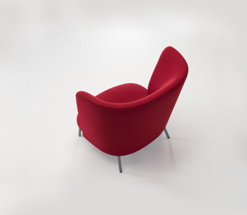 Offecct Shift easy chair by Daniel Debiasi and Federico Sandri.