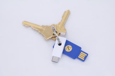 Yubico lanserar Security Key NFC och ger en förhandsvisning på YubiKey For Lightning