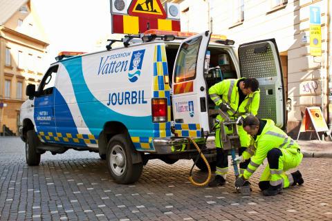 S:t Julianpriset till Stockholm Vatten för bästa arbetsgivaregenskaper