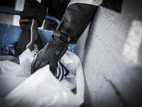 Vilka vinterhandskar klarar alla minusgrader?
