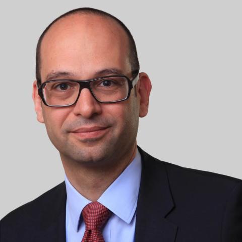 Kiumars Hamidian, Partner, BearingPoint