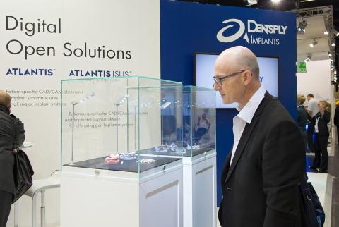 DENTSPLY Implants auf der IDS 2013 – Digitale Offene Lösungen