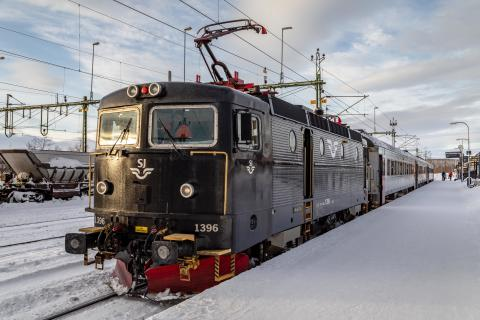 Loktåg Norrland 2