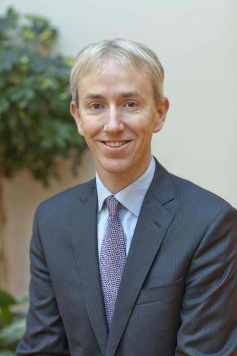Erling Donnelly, Business Unit Manger Pfizer Oncology