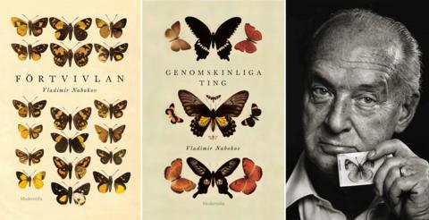 För första gången på svenska: två definitiva Nabokovklassiker i översättning av Aris Fioretos