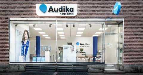 Audika öppnar ny hörselklinik i Norrtälje
